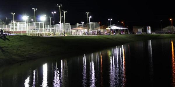 Lago do Cristina Park passará por manutenção